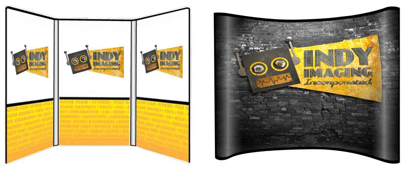 Pop Up Displays - Magnetic