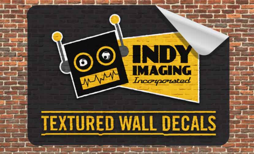 Textured Wall Decals
