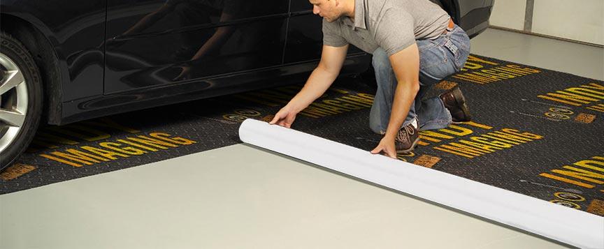 Custom G-Floor Coverings