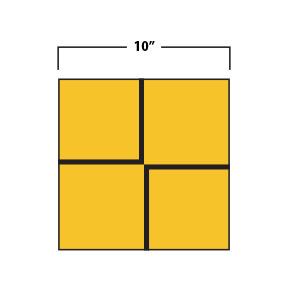 """10"""" Square"""