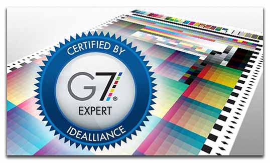 Consistent Color - Idealliance G7 Expert