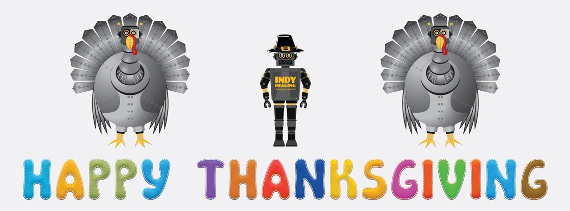Happy Thanksgiving from Indy Imaging Inc.
