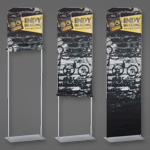 Fabric Pillowcase Stands