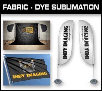 Fabric - Dye Sublimation