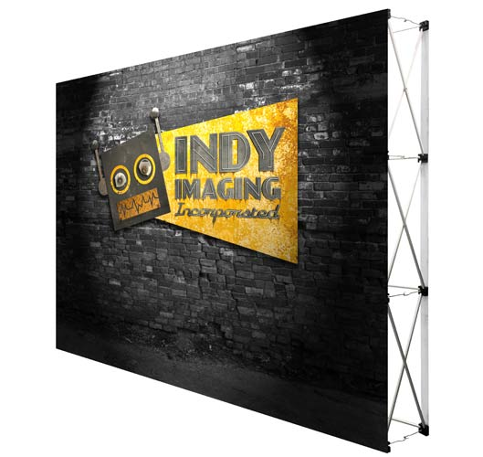 Indy Imaging Pop Up Displays