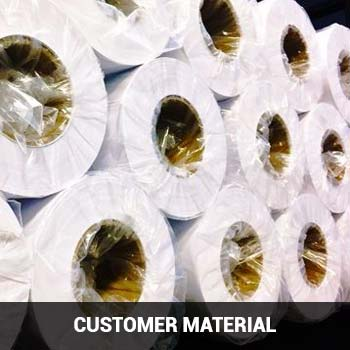 Customer Material Feature