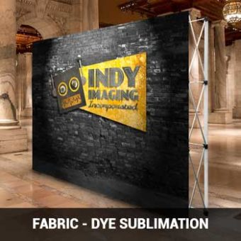 Fabric - Dye Sublimation Feature