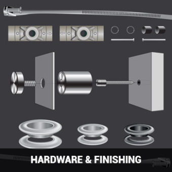 Hardware & Finishing Feature