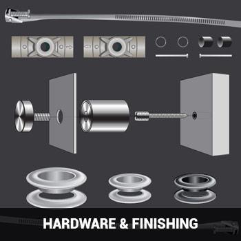 Hardware & Finishing Feature