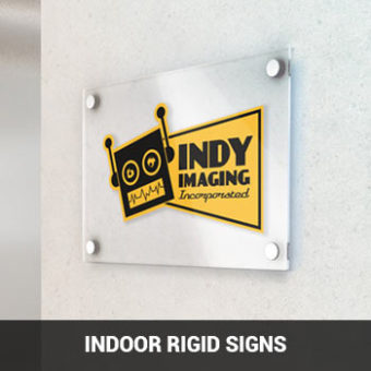 Interior Signs Feature