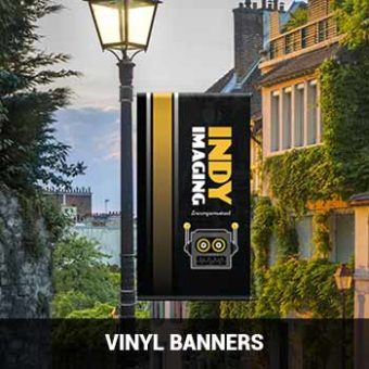 Vinyl Banners Feature