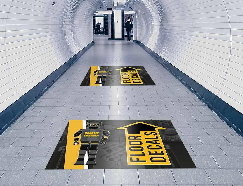 PSV Floor Decals