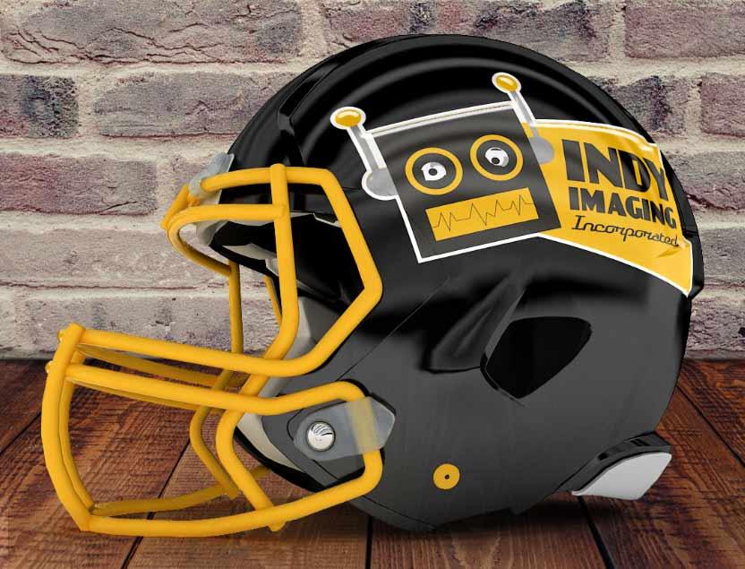 PSV Helmet Decals